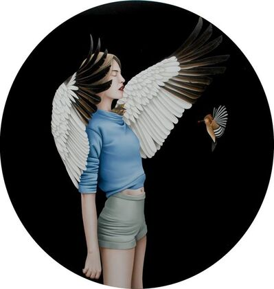 Xevi Vilaro, 'Born to be free', 2018
