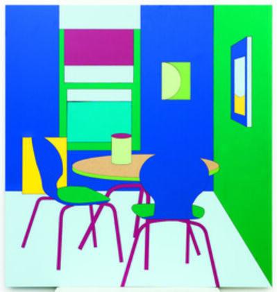 Joanna Lamb, 'Laminex Interior 201303', 2013