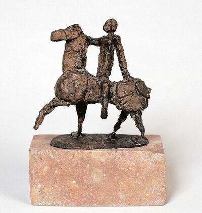 Fritz Wotruba, 'Small Equestrian', 1948