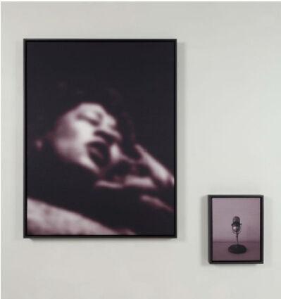 Carrie Mae Weems, 'Untitled (Ella on silk)', 2014