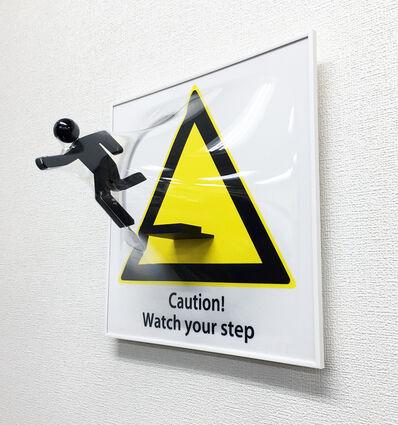 Yuki Matsueda, 'Watch your step', 2017