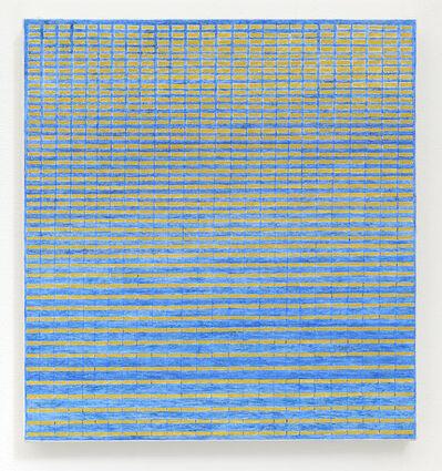 Howard Smith, 'Blue and Cinnabar Green', 2018