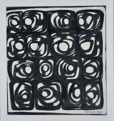 María Freire, 'Capricornio', 1964