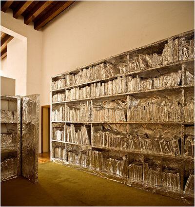 Francisco Ugarte, 'Intervención a la Casa Barragán (Biblioteca D)', 2010
