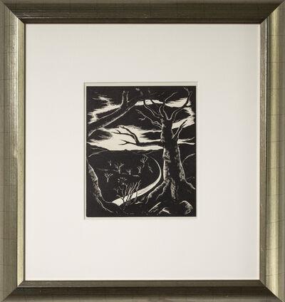 Lowell Merrit Lee, 'The Long White Road', 1936
