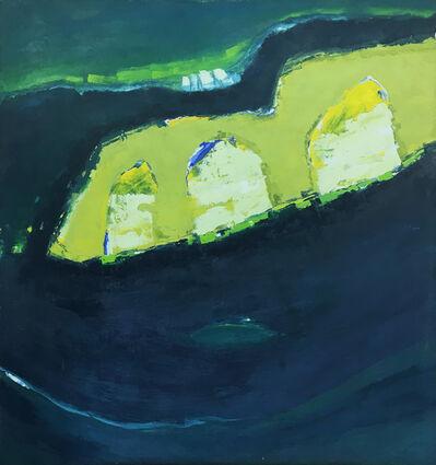 John De Puy, 'Echo Cliffs', 1969