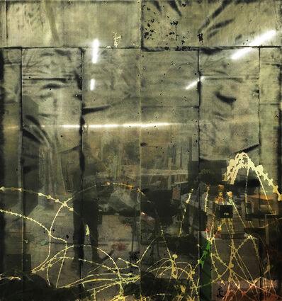 Paul Amundarain, 'Grid Painting', 2016