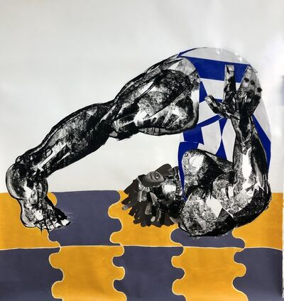 Clotilde Jiménez, 'Pose No. 4', 2020