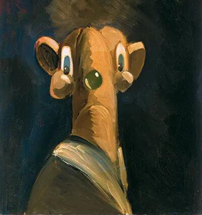 George Condo, 'Untitled', 1996