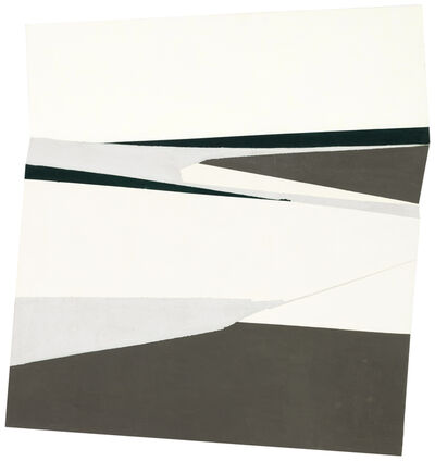Päivi Takala, 'Renovation (stripes)', 2018