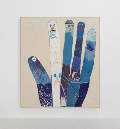 Michael Swaney, 'Finger Family (4th Hand)', 2018
