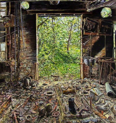 Cindy Tower, 'Passage', 2009