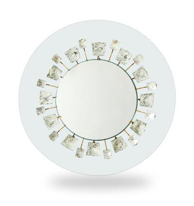 Max Ingrand, 'Rare Illuminated Mirror by Max Ingrand for Fontana Arte', ca. 1966