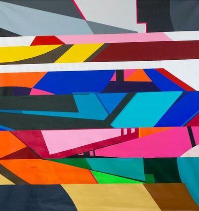 Sen2 (Sandro Figueroa), 'Mecanico Liniar', 2020