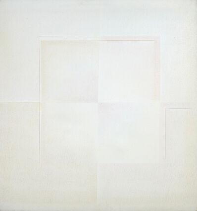 Riccardo Guarneri, 'Rosa e giallo alternati', 1968