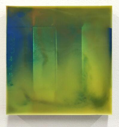 Joanne Ungar, 'Fluticasone Propionate (framed waxwork)', 2018