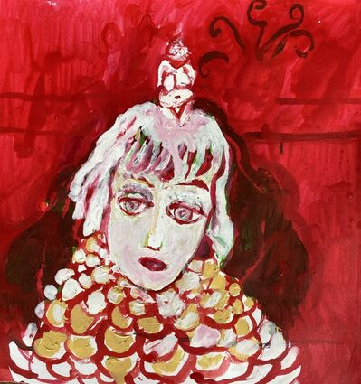 Laurie Heller Marcus, 'Venus Rising', 2021
