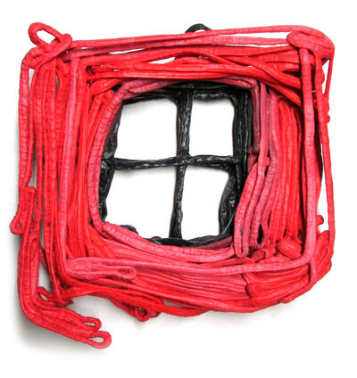 Tiwánee van der Horst, 'Red Window', 2018