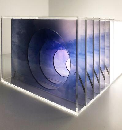 Magda Von Hanau, 'A Renda, Light Box wall sculpture', 2017
