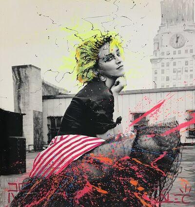 Alec Monopoly, 'Splattered Madonna', 2014