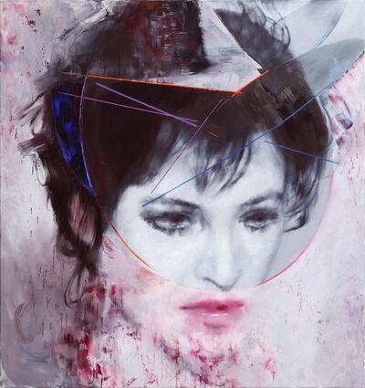 Pawel Ksiazek, 'Composition 15 (Anna Karina)', 2017