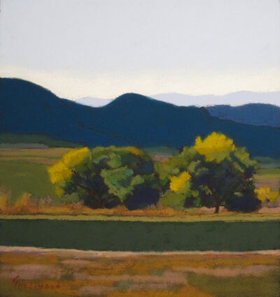 Mary Silverwood, 'Alfalfa Fields', 2010