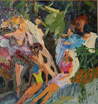Gulgun Aliriza, 'End of Summer', 2010