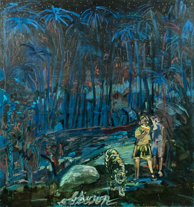 Marie Peter-Toltz, 'Le Monde Retrouvé ', 2017