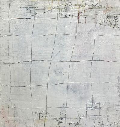 Tom E. Dixon, 'grid box buried', 2017