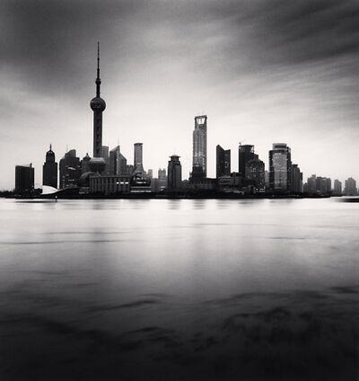 Michael Kenna, 'Skyline, Shanghai, Study 3', 2008