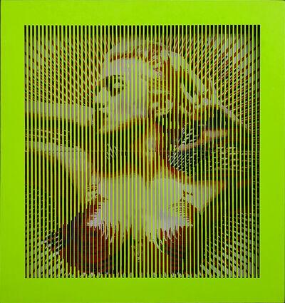 Mateo Blanco, 'Green Desire', 2017