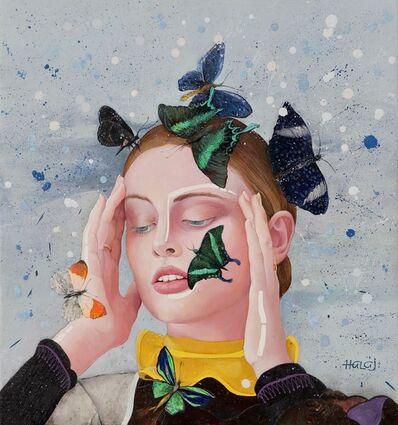 Minas Halaj, 'Butterfly #5', 2019