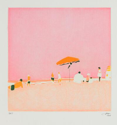 Isca Greenfield-Sanders, 'Sky Beach', 2004
