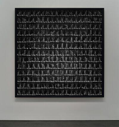 Luc Delahaye, 'Le Filet (234 vues)', 2019