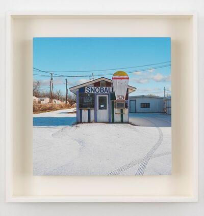 Rod Penner, 'Snoball/Marble Falls, TX', 2015