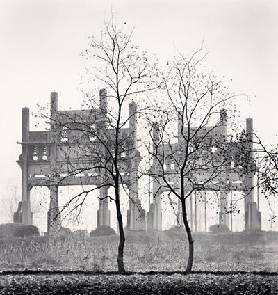 Michael Kenna, 'Tangyue Arches, Study 1, Shexian, Anhui, China ', 2008