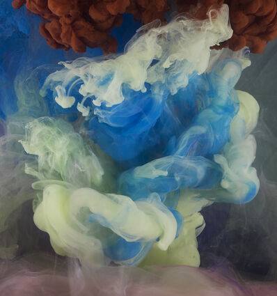 Kim Keever, 'Abstract 8723', 2014