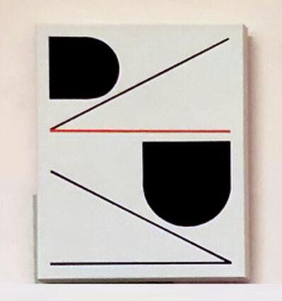 Julian Montague, 'Orthogonalis', 2019