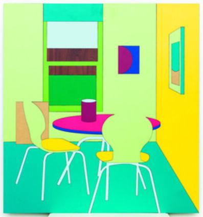 Joanna Lamb, 'Laminex Interior 201304', 2013