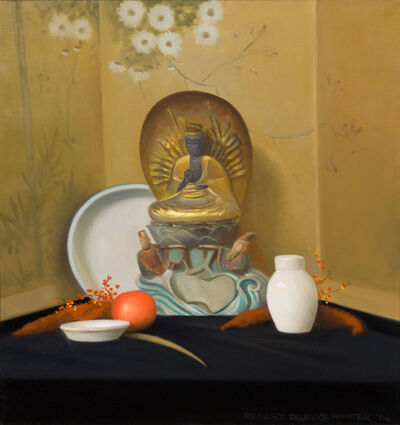 Robert Douglas Hunter, 'Arrangement with an Asian Figurine', 2006