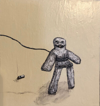 Jeff Gibbons, 'Pissed Puppet', 2019