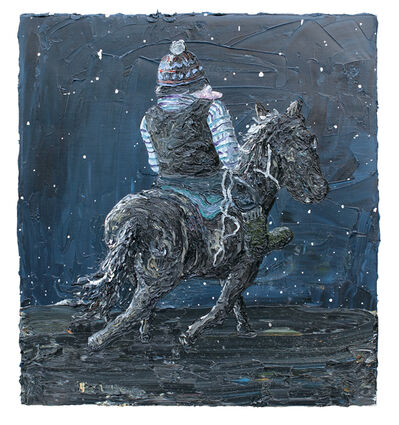 Joakim Ojanen, 'Midnight rider', 2014-2015