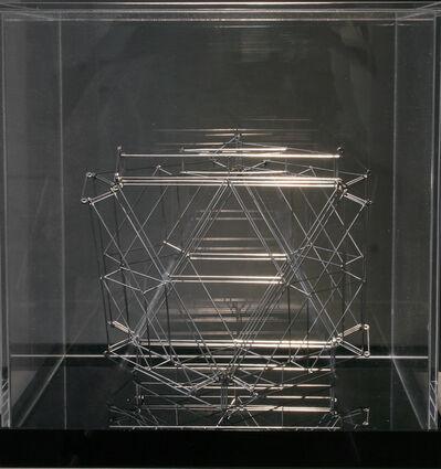 R. Buckminster Fuller, 'Vector Equilibrium Jitterbug Duo', 1980