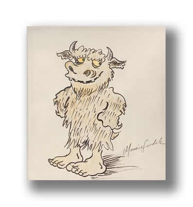 Maurice Sendak, 'Where the Wild Things Are - Bernard', ca. 1970s