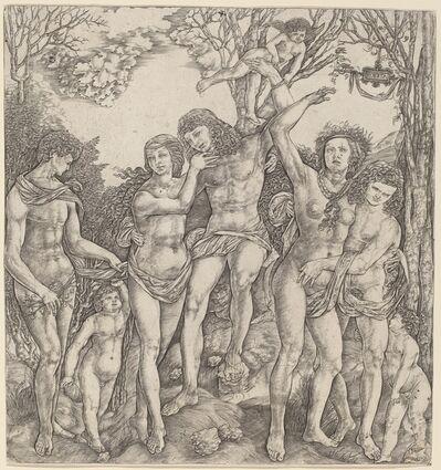 Christofano Robetta, 'Allegory of Carnal Love'