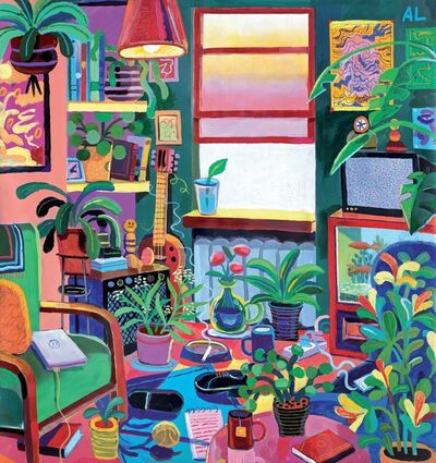 Andrés Lozano, 'Houseplants', 2020