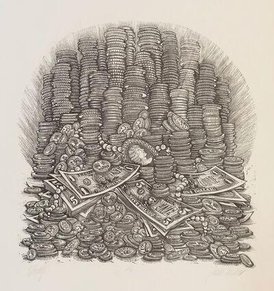 James Grashow, 'Money', 1968