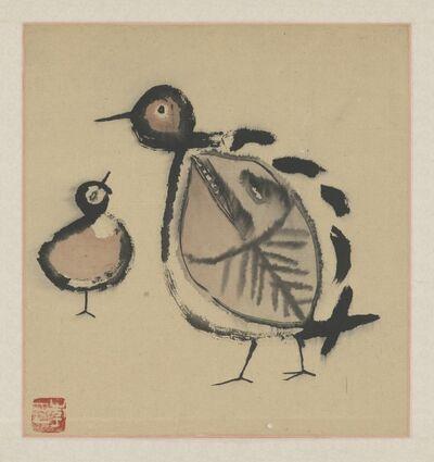 Li Jin 李津, 'The Tibet Series VI 西藏组画之六, 1984', 1984