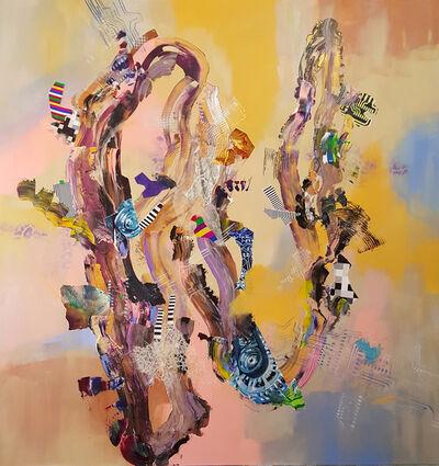 Yuni Lee, 'Euclidean  Alchemy', 2016