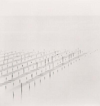 Michael Kenna, 'Floating Seaweed, Jeung-Do, Shinan, South Korea', 2012